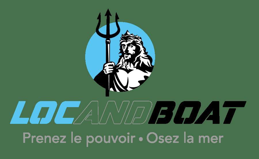 Logo Loc and Boat, location de bateau aux Sables d'Olonne en Vendée