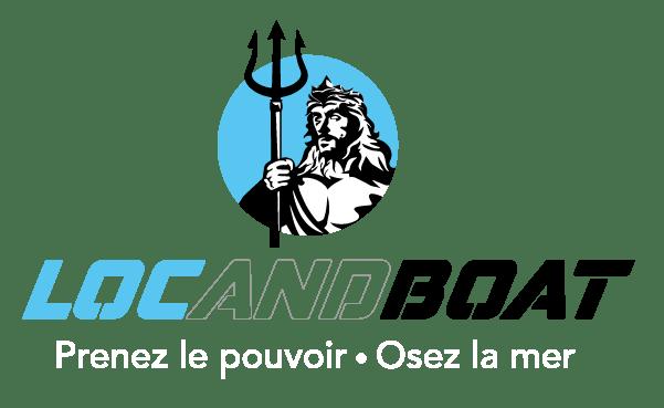 Logo Loc and Boat, louer un bateau aux Sables d'Olonne en Vendée