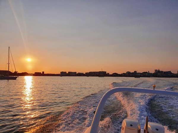 Afterwork en Vendée avec Loc and boat, location de bateau en Vendée