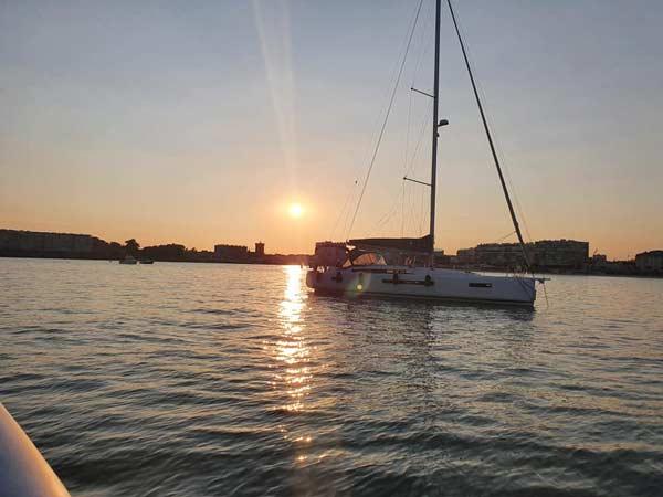 Afterwork en Vendée avec Loc and boat, location de bateau aux Sables d'Olonne