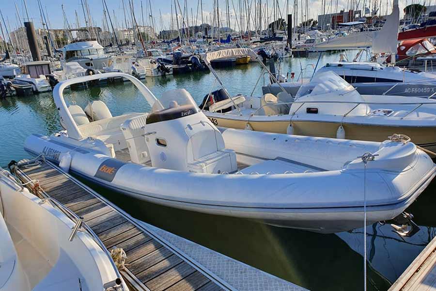 louer bateau bat ultimate en Vendée