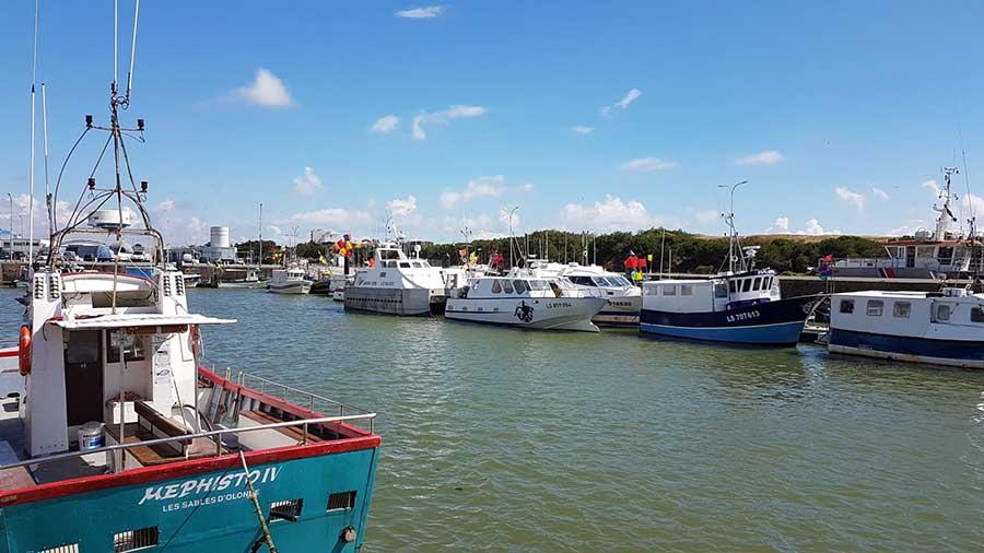 Saint Gilles Croix de Vie en Vendée et la location de bateau
